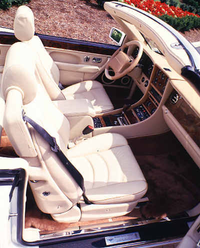 Bentley Azure, 1997, #SCBZKI4C0WCX61519