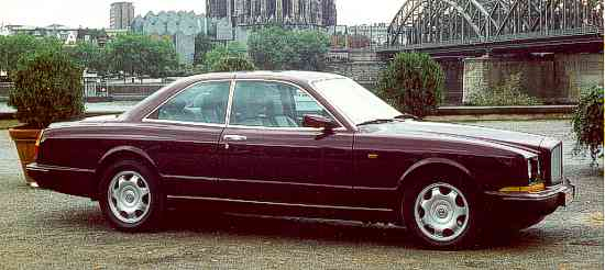 Bentley Continental R, 1994