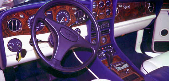 Bentley Continental R, 1991, #NCX42003