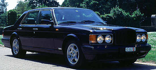 Bentley Turbo R Sport, 1996, #BRX57829