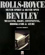 Bobbitt: R-R Silver Spirit & Spur, Bentley Mulsanne, Brooklands...