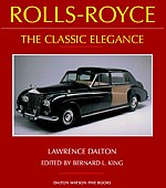 Rolls-Royce, The Classic Elegance