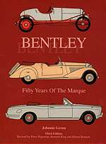 Green: BENTLEY - 50 Years of the Marque