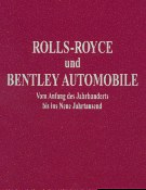 Rossfeldt: Rolls-Royce and Bentley Motor Cars