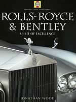 Wood: RR & Bentley - Spirit of Ecstasy