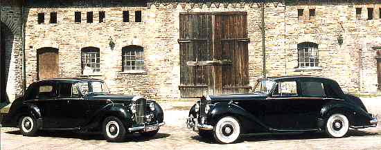 Bentley R / Rolls-Royce Silver Dawn
