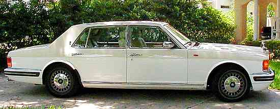 Rolls-Royce Silver Spur Springfield Edition