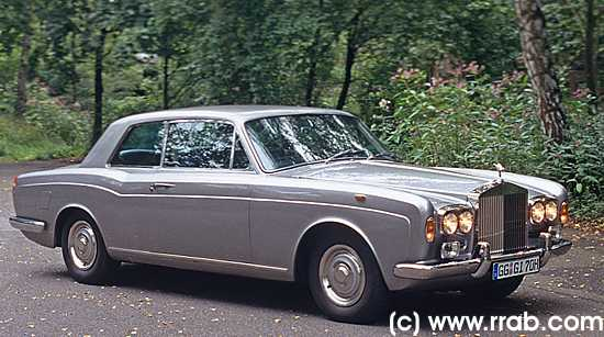 Rolls-Royce Silver Shadow Coupe