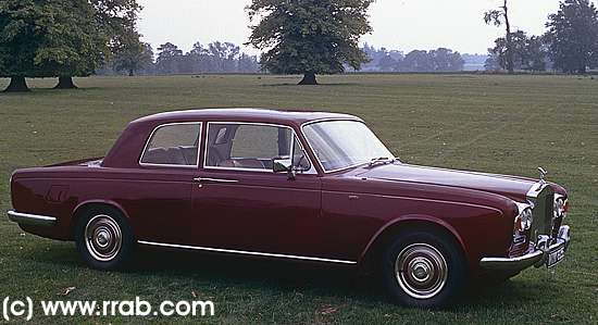 Rolls-Royce Silver Shadow - James Young