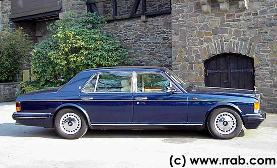 Rolls-Royce New Silver Spur