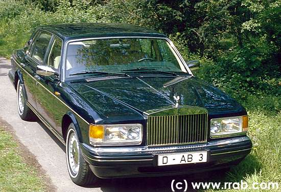 Rolls-Royce New Silver Dawn