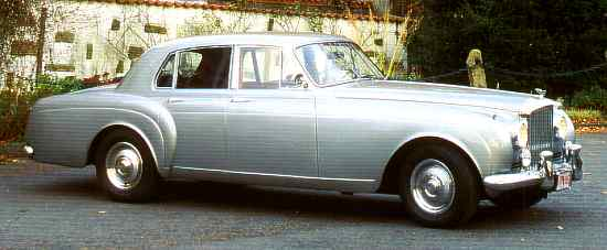 Bentley S2 Continental, Flying Spur