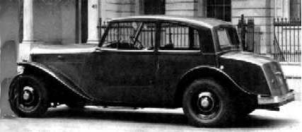 Bentley Mark VI, #B22AK