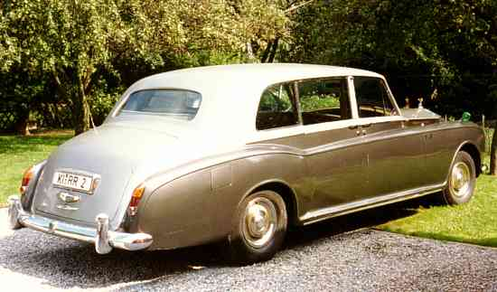Rolls-Royce Phantom V, 1964, #5VB51