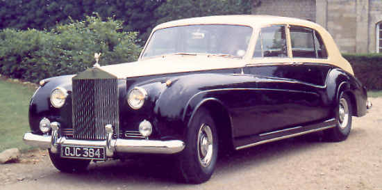 Rolls-Royce Phantom V, 1961, #5BV17, James Young Limousine